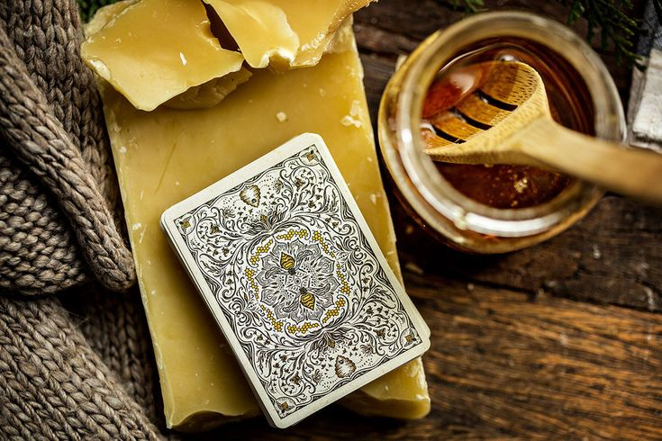Bumble Bee Playing Cards on Behance