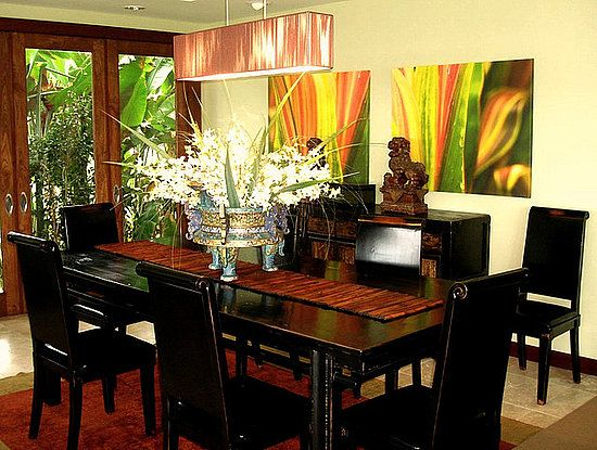 1000 images about best of 2014 on pinterest brown sofas for Tropical dining room ideas
