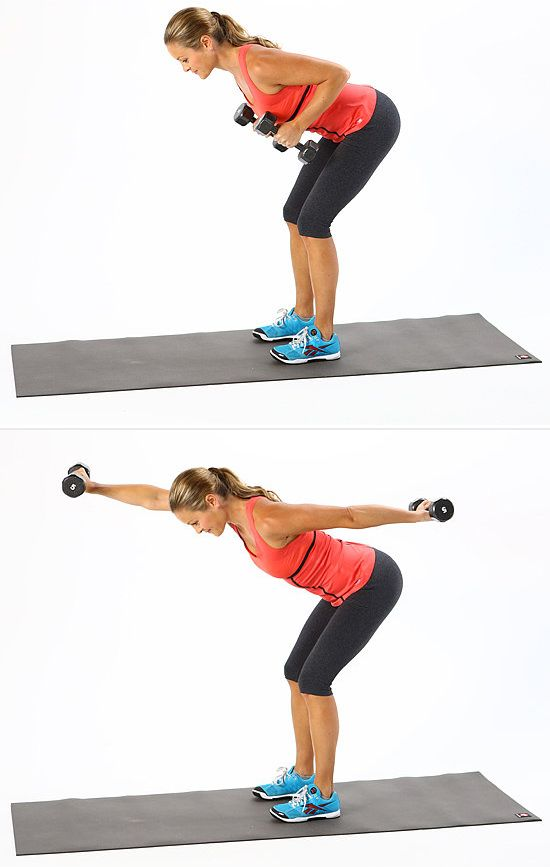 Bat Wings, Begone! 4 Moves to Tone Up Triceps