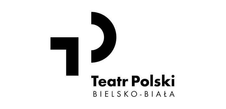 Logo of the Polish Theater in Bielsko-Biala, Poland