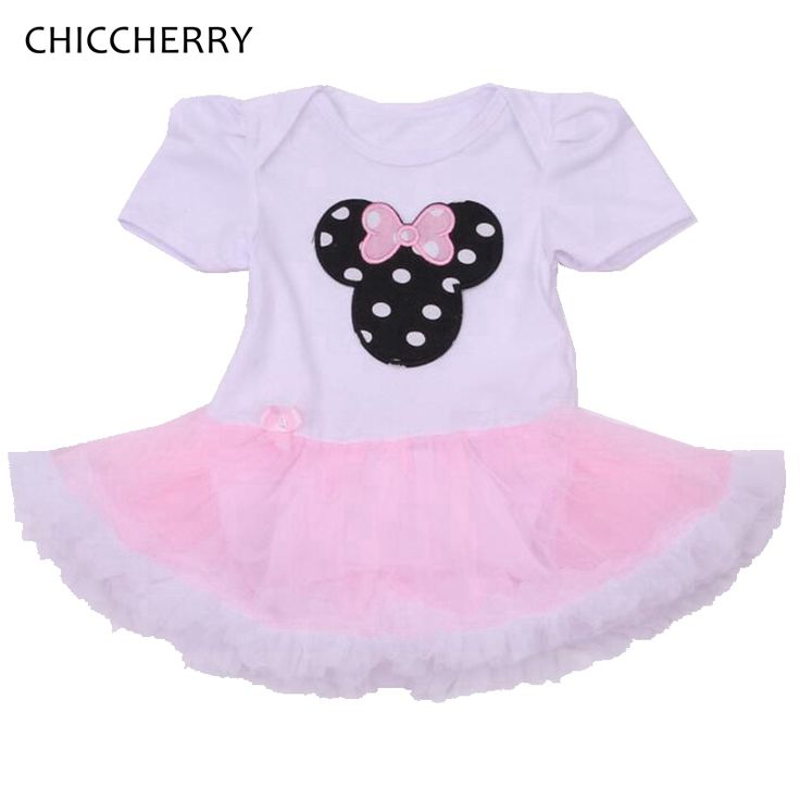 >> Click to Buy << Cute Minnie Baby Girl Clothes Dresses for Birthday Party Infant Wedding Dress Lace Tutu Vestido Robe Bebe Fille Toddler Clothing #Affiliate