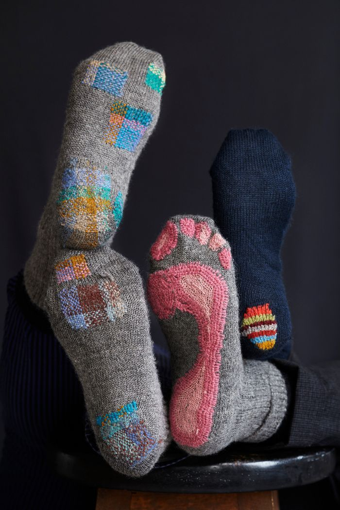 Stop your socks as you want! Technolog …