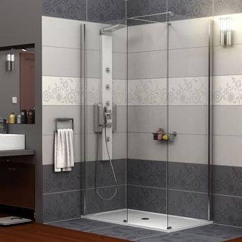 Czy kabina typu walk-in została stworzona dla Ciebie? Przeczytaj poradę i się przekonaj!  #porady #prysznic #kabina #walkin #shower  #łazienkaplus #inspiracje #pomysły