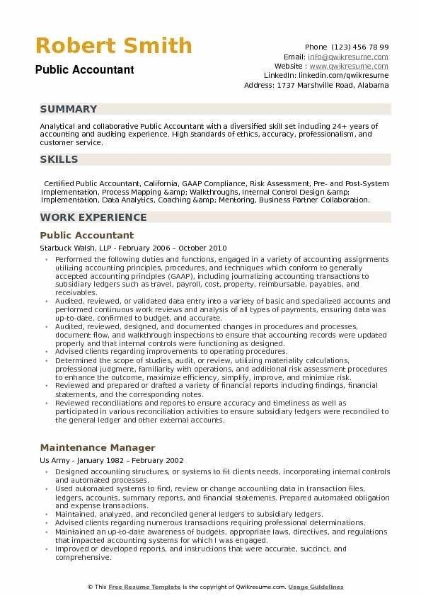 Great Accountant Resume Template Ideas In 2020 With Images Marketing Resume Accountant Resume Digital Marketing