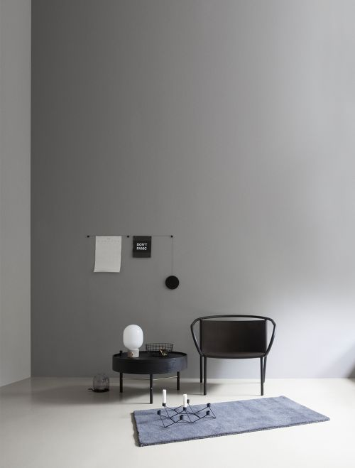 actailustrada: My Spot is a simple wall organising designed by Jan Plecháč & Henry Wielgus for Menu that plays with gravity, compositions, contrast and the minimalistic shape of the circle.
