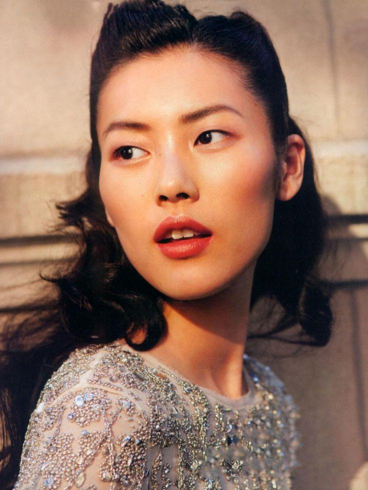 high cheekbones asians - Google Search