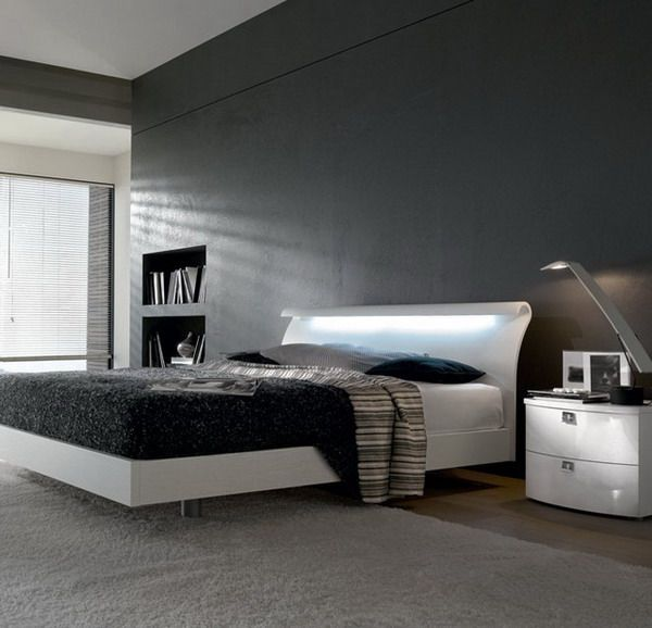 Minimalist Bedroom Interior Design Ideas With Modern Bedroom Furniture Set - http://backgroundwallpaperpics.com/minimalist-bedroom-interior-design-ideas-with-modern-bedroom-furniture-set/