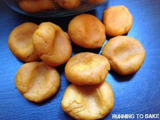 Soft Peanut Butter Pumpkin Puppy Treats