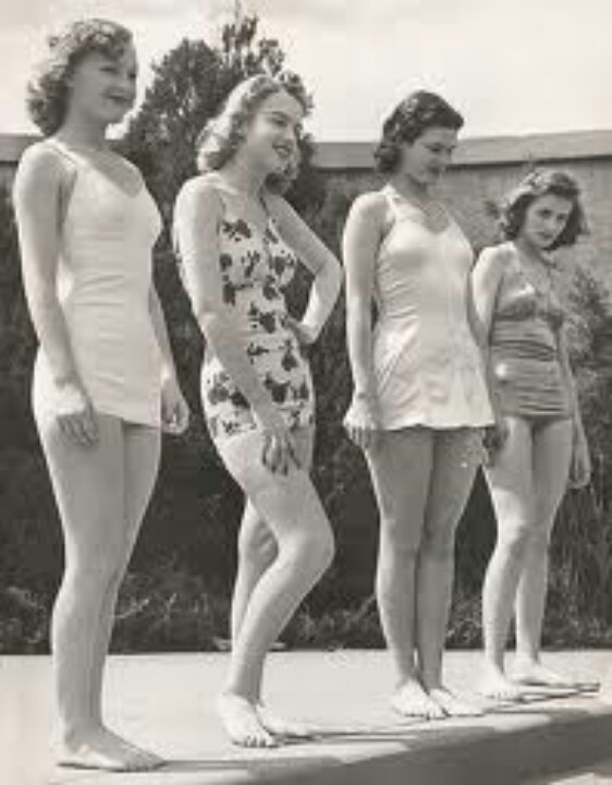 40s Swimsuits.