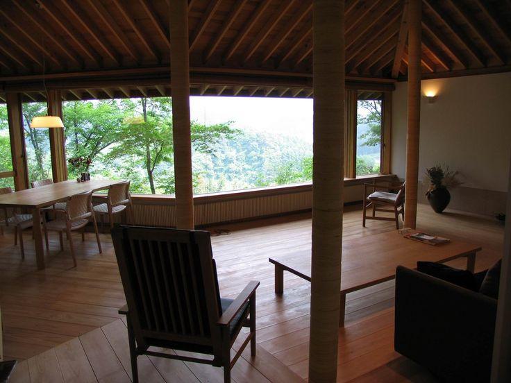 House in Karuizawa 2002|軽井沢の家 堀部安嗣