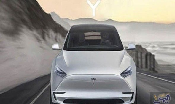 تيسلا موديل Y الجديدة كلي ا ستأتي بحلول عام 2020 Sports Car Car Vehicles