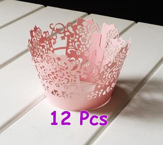 12 pz Stencil rosa fantasia avvolge al laser fiore fiore wrapper avvolgimento a mano torta Cupcake wrapper wrapper pizzo wrapper festa di nozze di BigDayKingdom su Etsy https://www.etsy.com/it/listing/209397124/12-pz-stencil-rosa-fantasia-avvolge-al