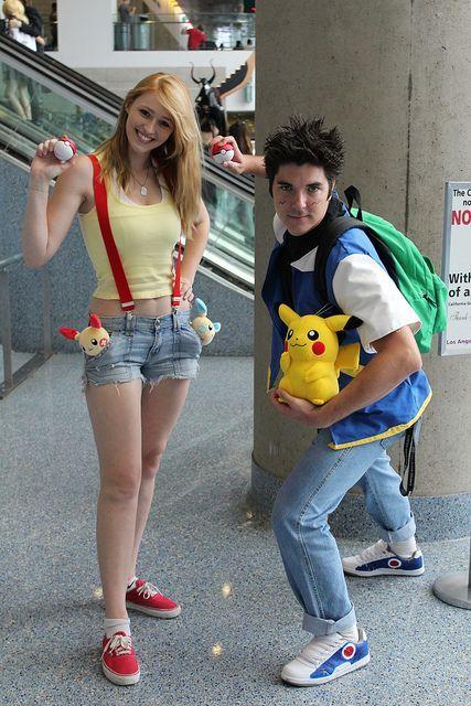 ash pokemon costume - Google Search                                                                                                                                                                                 More