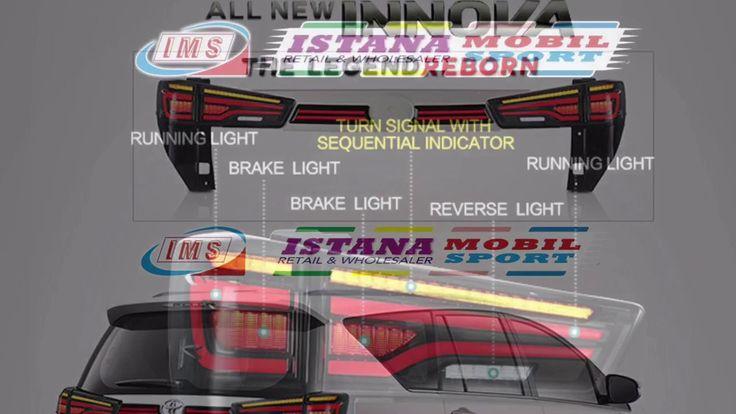 Stop lamp Lexus di Innova 2016 / venture sadiiiiiisss
