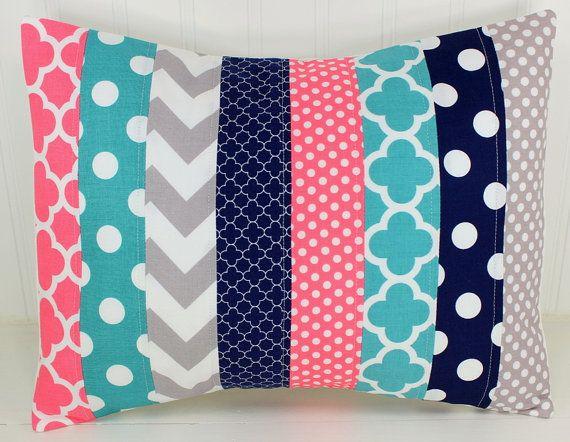 Pillow Cover Decorative Pillows Nursery Decor Cushion Cover Baby Girl Baby Bedding 12 X 16