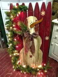 Image result for simple country christmas decorating ideas
