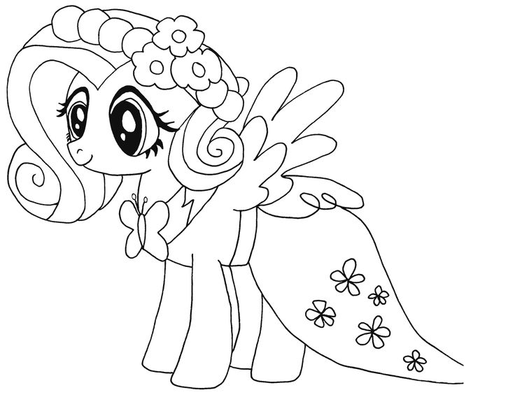 46 best my little pony coloring pages images on Pinterest | Coloring ...