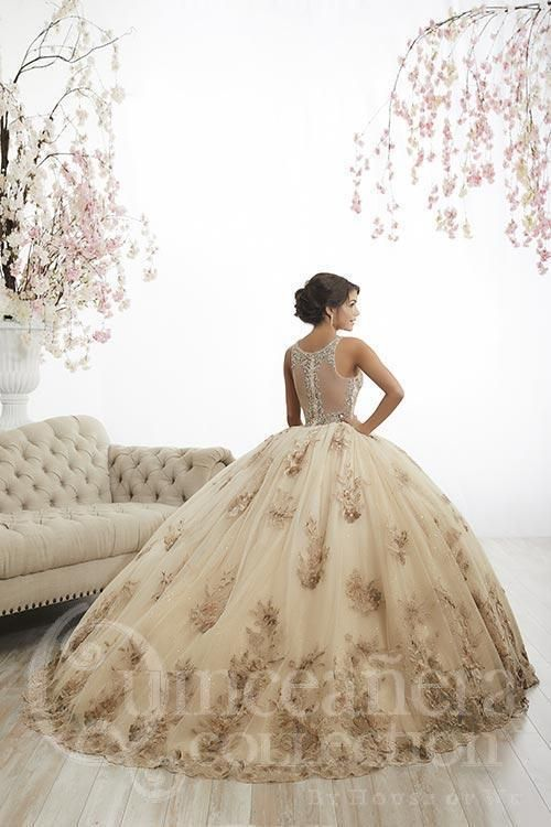 f71c98c7e Quinceanera Dress 26884 House of Wu in 2019