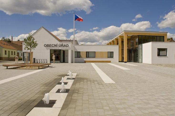 Revitalizace středu obce Bílovice nad Svitavou - Česká cena za architekturu