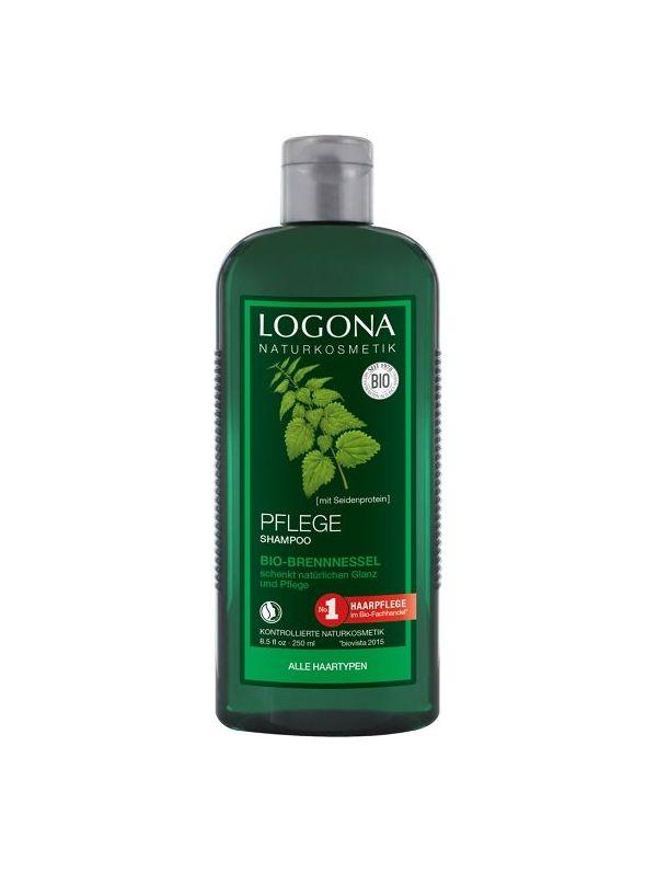 Champu Cuidado Clasico Ortiga Logona Albanatur Cosmetica Natural