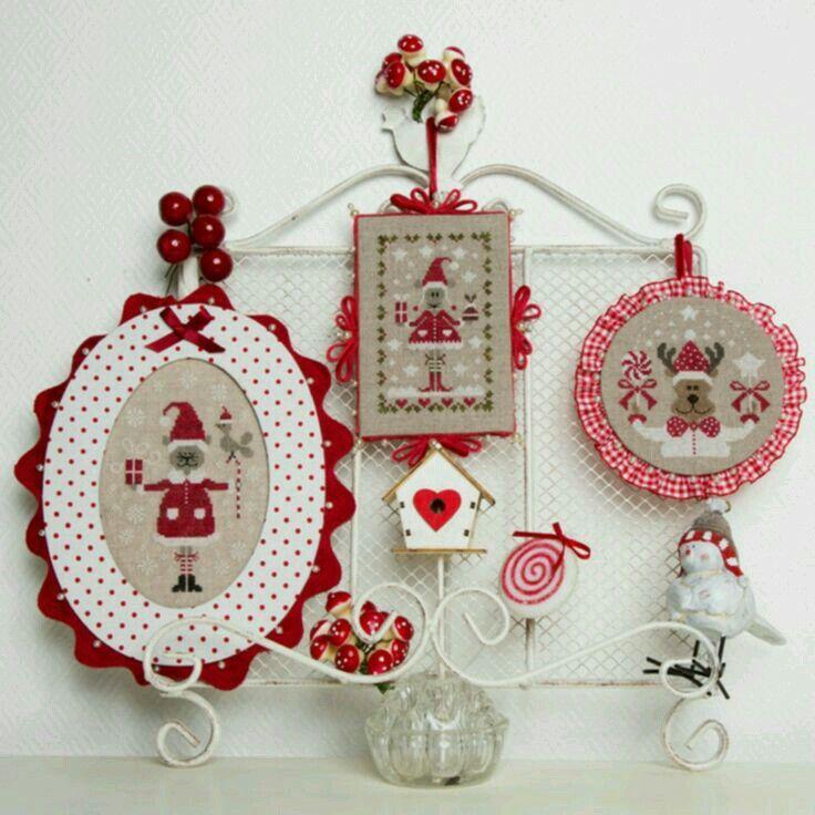 12 best Little House Needleworks. Novita. images on Pinterest ...