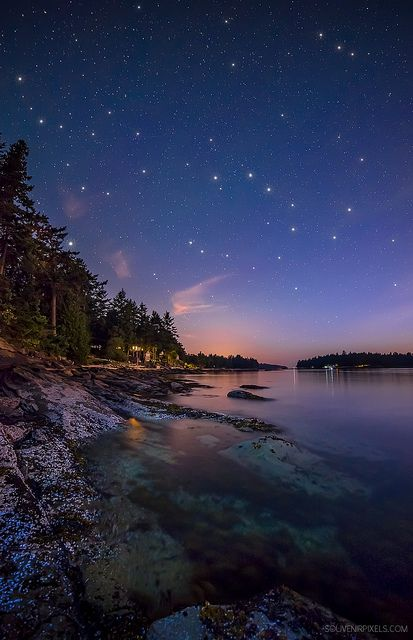Galiano Island, British Columbia, Canada