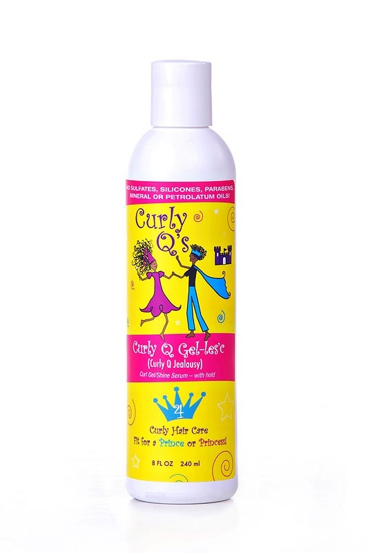 Curly Q Gel-les'c – Curl Jelly