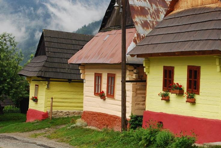 Vlkolynec, Slovak / Słowacja