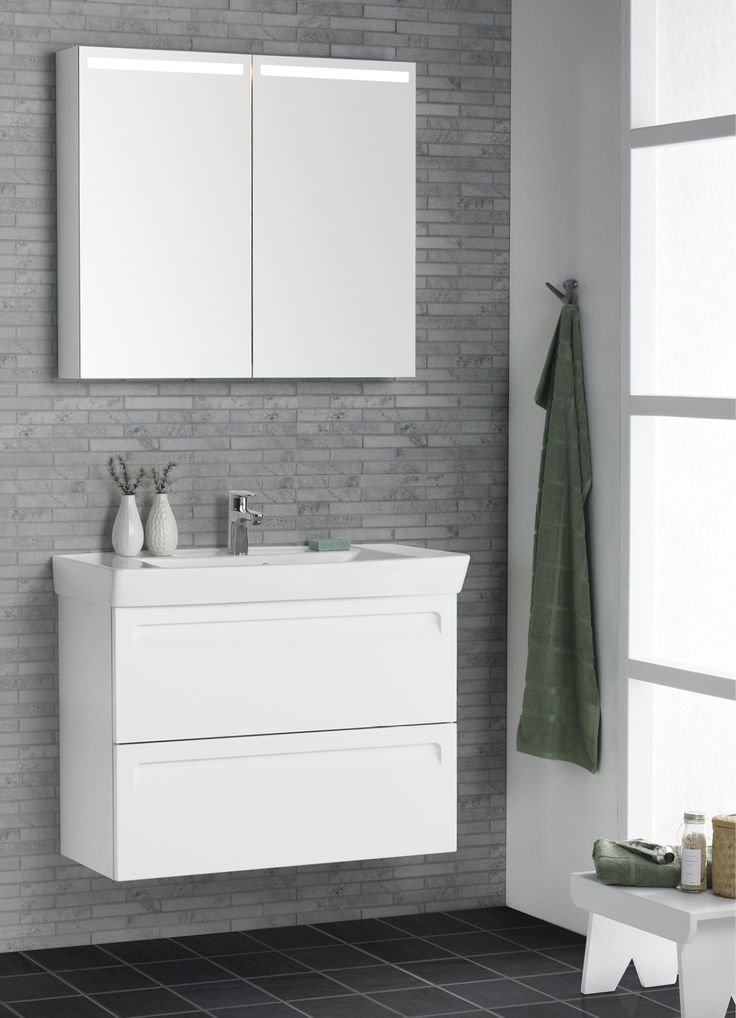 A Dansani Mido with integrated handle is a stylish and practical solution. The shape of the handle prevents dust and fluff from settling and makes it easy to clean.