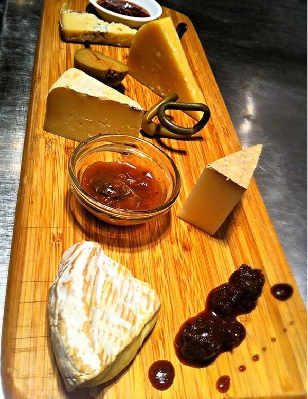 Far Niente Restaurant in The Financial District of Toronto is making all its cheeseboards with Bumpercrop. Now that is local love.
