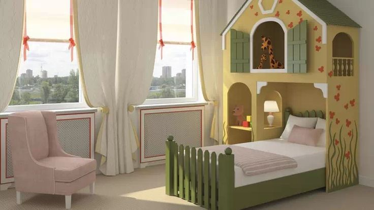 Nietypowe łóżeczka dla dzieci – czy warto je kupić?