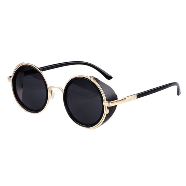 Fabulous 2017 sunglasses women Men Vintage Retro Mirror Steampunk men's women's Sunglasses Designer glasses for sight