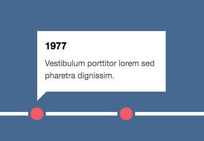 Building a Horizontal Timeline With CSS and JavaScript  -  https://themekeeper.com/web-design/building-a-horizontal-timeline-with-css-and-javascript