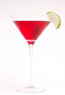 Frazzle Berry Cocktail