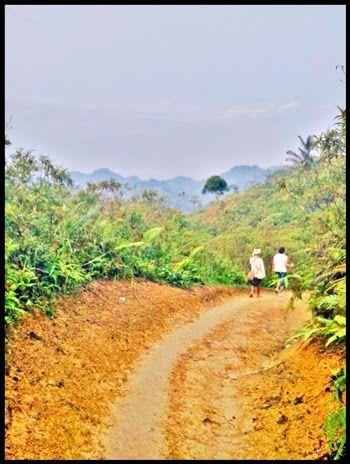 JosephineWinda: Perjalanan Baduy Dalam I