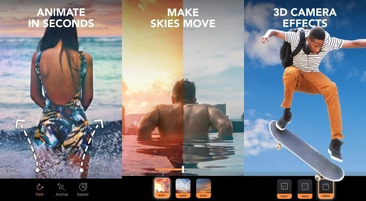 Motionleap 1 3 5 Mod Pro Free Download On Apkmazon Com In 2021 Photo Editing Apps Cool Animations Photo Editing Tools