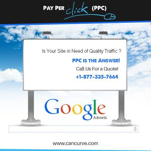 #PPC is the fastest way to gain customers on web. But, you need an experienced and innovative player. So, call us now!http://goo.gl/9MPAvu