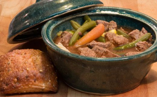 Epicure's Irish Beef and Barley Stew