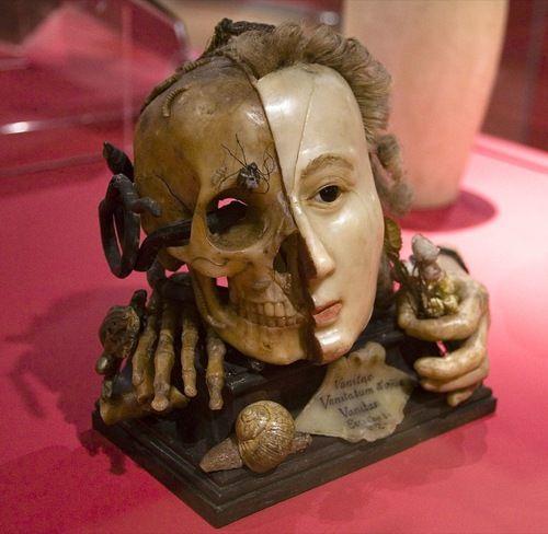 .18th century Italian wax model depicting life and deathItalian Wax, Life And Death, Wax Models, Century Italian, Medicine Man, 18Th Century, Vanitas Figures, Man Hall, Memento Mori
