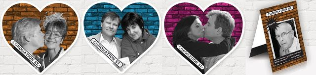 Coronation Street Blog: Winners announced in our Coronation Street magnets...