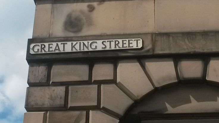 Our street! Look for number 34! http://www.thehoward.com/