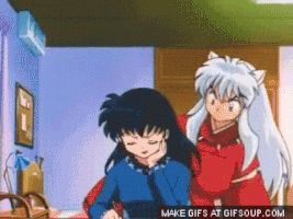 Find GIFs with the latest and newest hashtags! Search, discover and share your favorite Inuyasha GIFs. The best GIFs are on GIPHY.