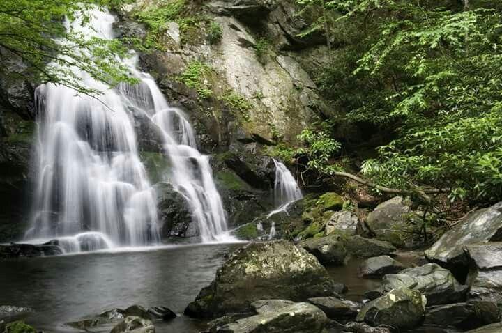 Waterfalls, GSM, TN