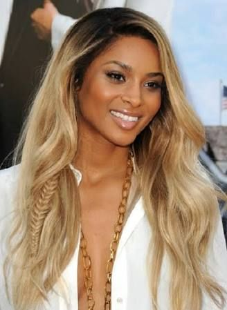 73 best images about brown skin blond hair on pinterest