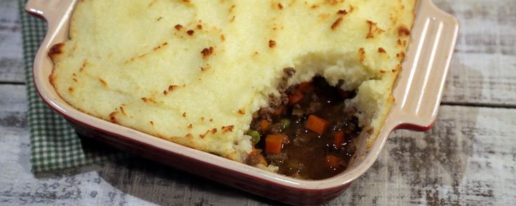 Shepherd's Pie Recipe   The Chew - ABC.com. Sounds like not just for St. Pat's day - but great idea for it from Irish viewers.