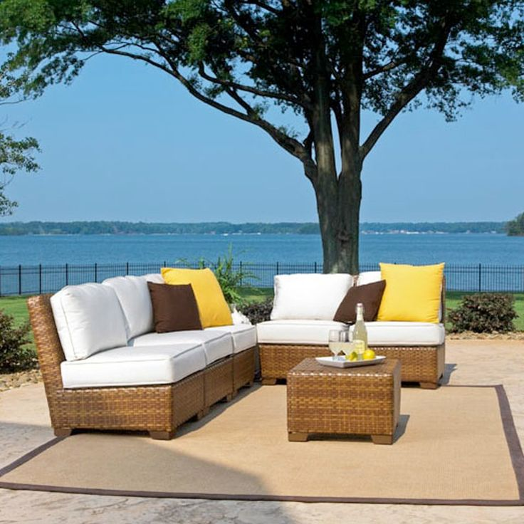 St Barths Sectional Outdoor Furniture