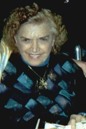 Johnnie Mae Young (March 12, 1923 – January 14, 2014) - She was the best Diva that ever graced the halls of WWE. <3 She will be truly missed.