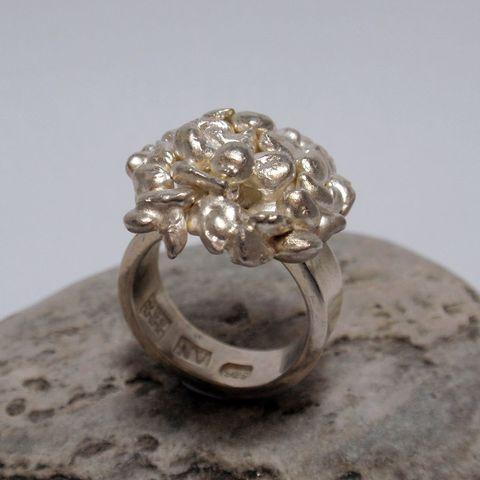 Nicole Verhoeven Silver Ring – Unio Goldsmith