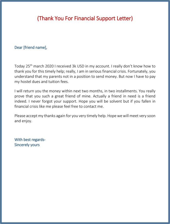 Sample Letter Requesting Financial Assistance From Employer from i.pinimg.com