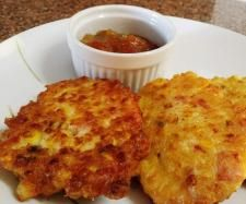 Recipe Corn Fritters (adapted from Donna Hay Modern Classics 1) by ThermoNay…